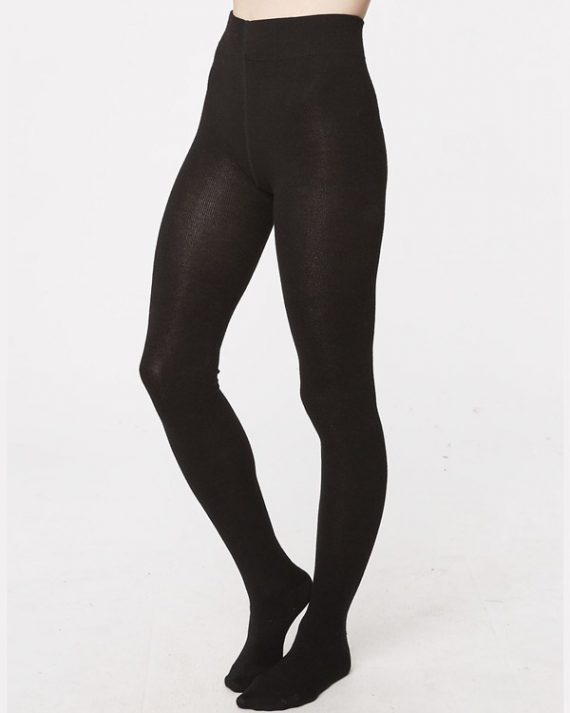wac3425-charlotte-plain-bamboo-organic-tights-black-front-close-wac3425black