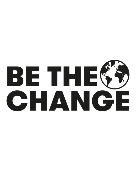 Trykk Be the change
