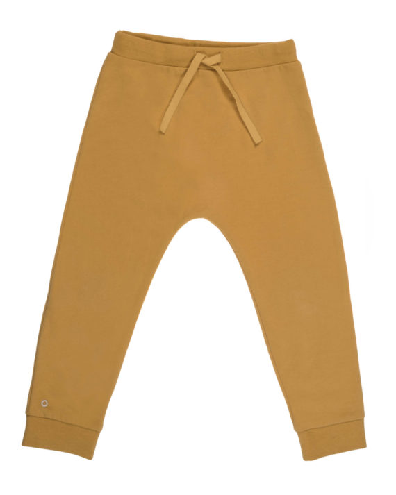 Orbasics-kids-pants-Honey-Gold-1