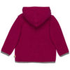 3063-az-rt mørk rosa fleece jakke 2